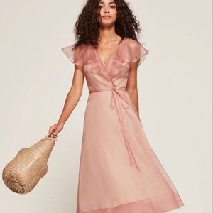 NWT Reformation Cannes Dress